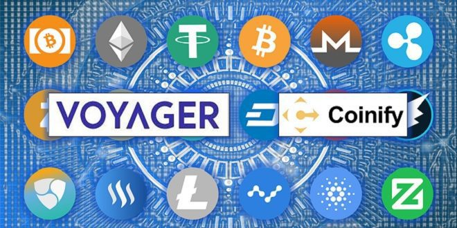 Voyager acquires Coinify